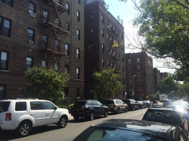 ニューヨーク、古い建物1