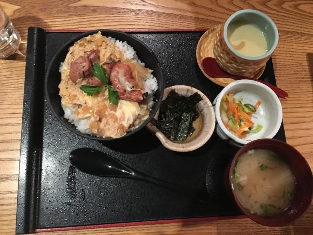 大戸屋カツ丼