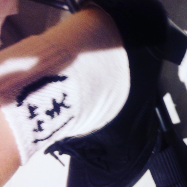 ギャグ靴下