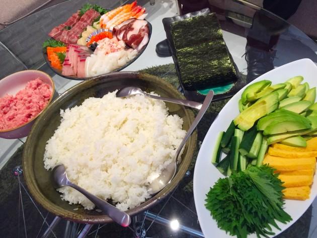 巻寿司セット2