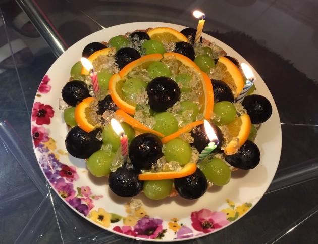 2_葡萄ケーキ
