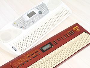 ムトウ式鍵盤(クロマトーン)