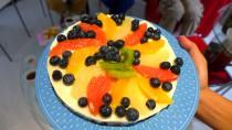 砂糖不使用のヨーグルトケーキ
