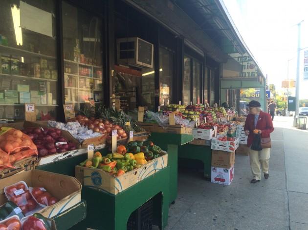 ニューヨーク、スーパー