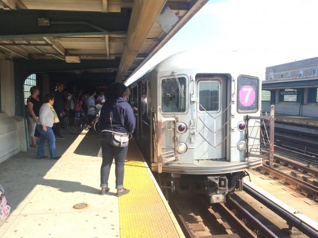 ニューヨーク、7ライン