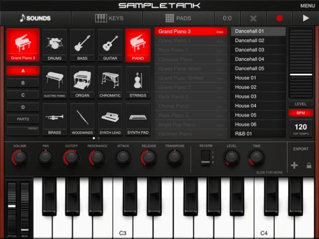 3b-SampleTankの画面1